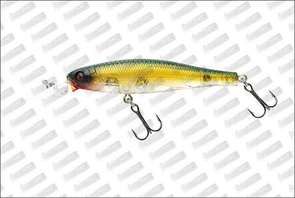SAKURA Ciscus Minnow 65SP #015 Mud Bug