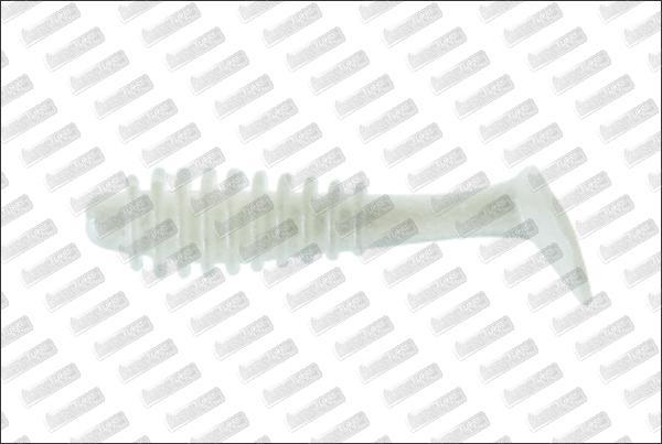 REINS Mini Bubbling Shad 2'' #014 Pearl White