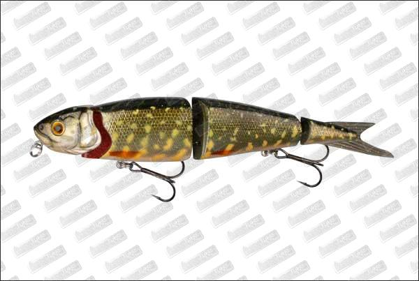 SAVAGE GEAR 4Play Herring Swim & Jerk 9,5 cm #S-14 Jack Pike 3D