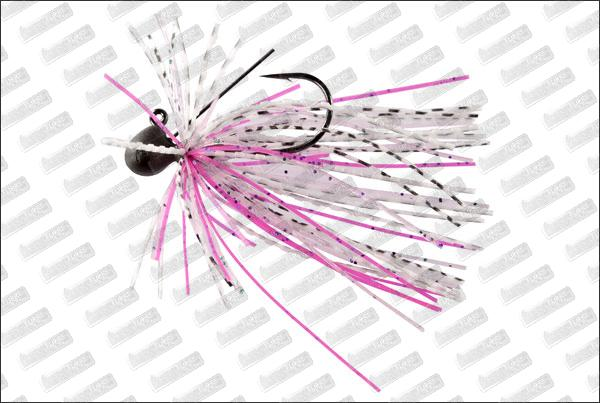 MEGABASS Hedgehog Small Rubber Jig 1,8g #10