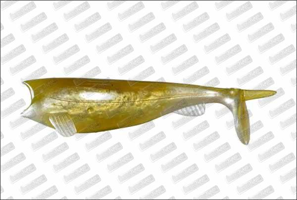 HART Absolute Soft Shad 100mm #69
