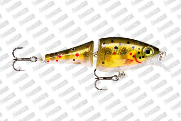 RAPALA BX Jointed Shad 06 #TR