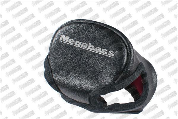 MEGABASS Reel Protector Black