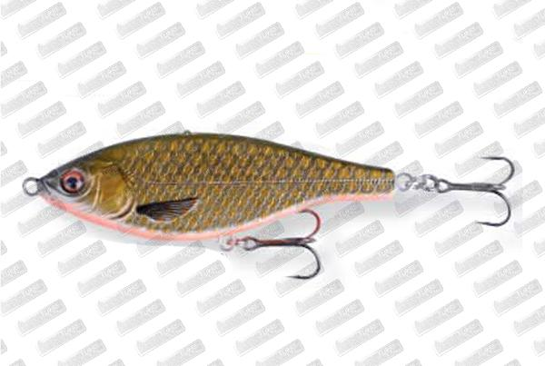 SAVAGE GEAR 3D Roach Jerkster 115 #07 Red Black C