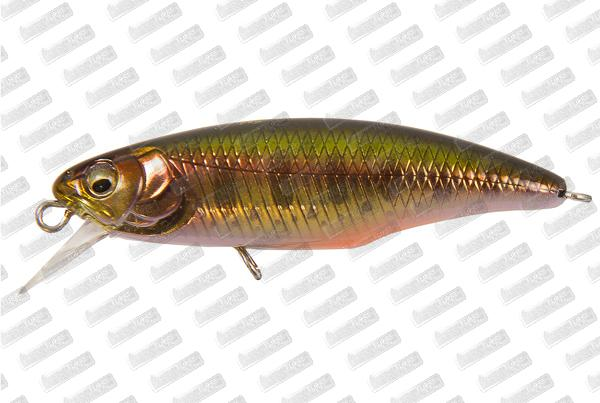 MEGABASS Great Hunting World Spec 48S #Gold Yamame