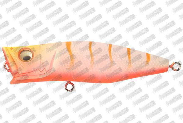 MEGABASS Popping Duck #Hot Shrimp RB