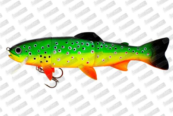 WESTIN Tommy The Trout 150mm #Crazy Firetiger