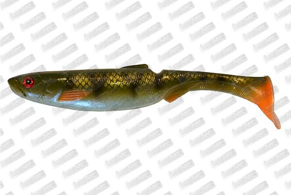 VOLKIËN Talion Monster Shad 200 #Euro Perch