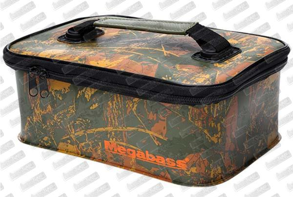 MEGABASS Multi Inner Case #Orange Camo
