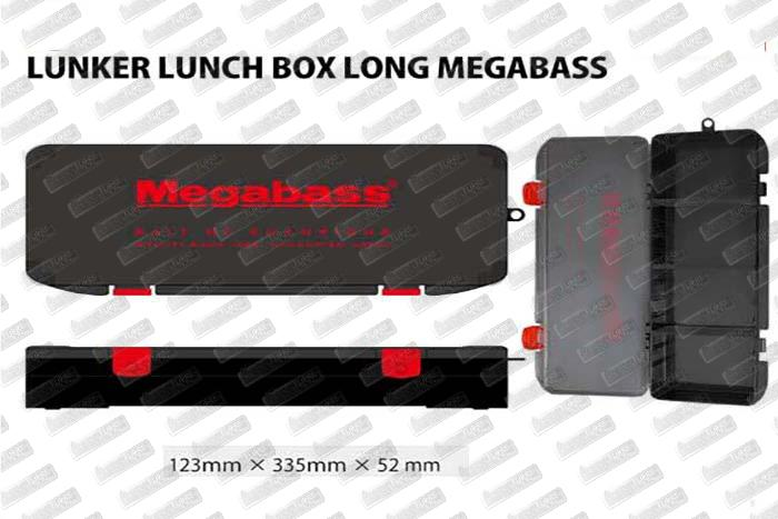 MEGABASS Lunker Lunch Box Long