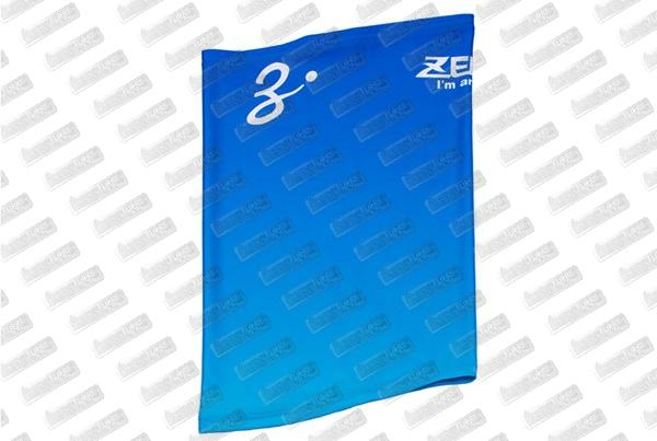 ZENAQ Face & Neck Guard #Blue