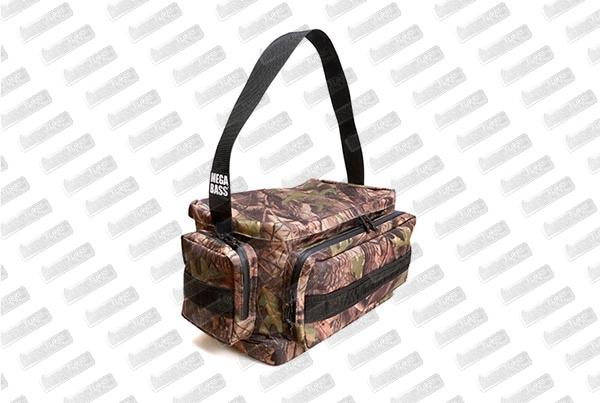 MEGABASS Survival Bag II Real Camo