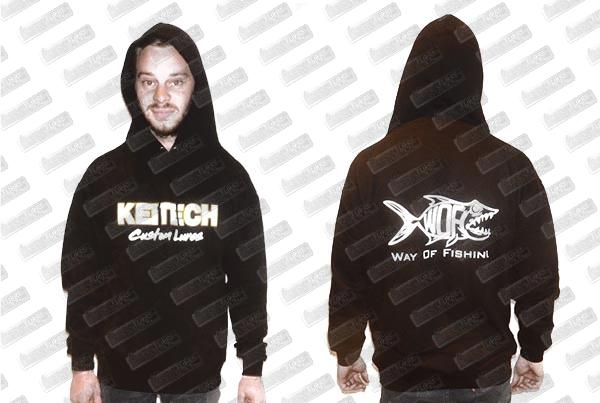 KEITECH Sweat Capuche #XXL
