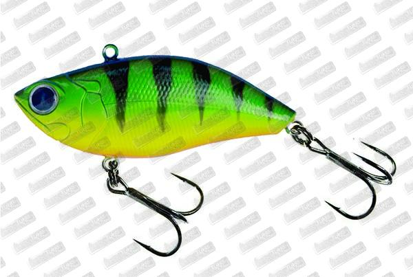 VIVA Mazzy Vib Fortei Rattle #Green Perch