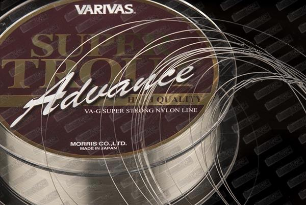 VARIVAS Super Trout Advence 12lb (0.26mm)