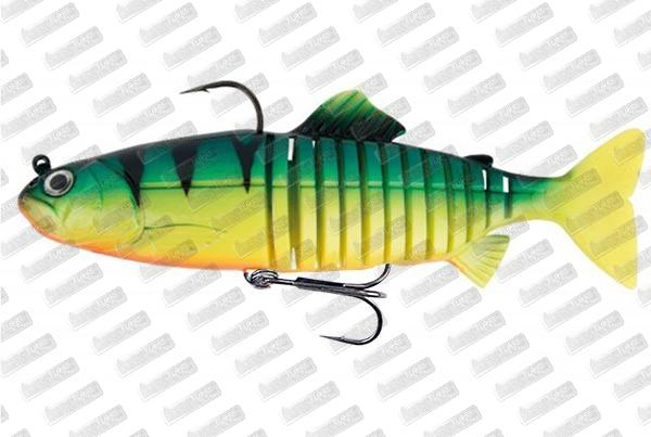 FOX RAGE Replicant Jointed 23cm #Fire Tiger