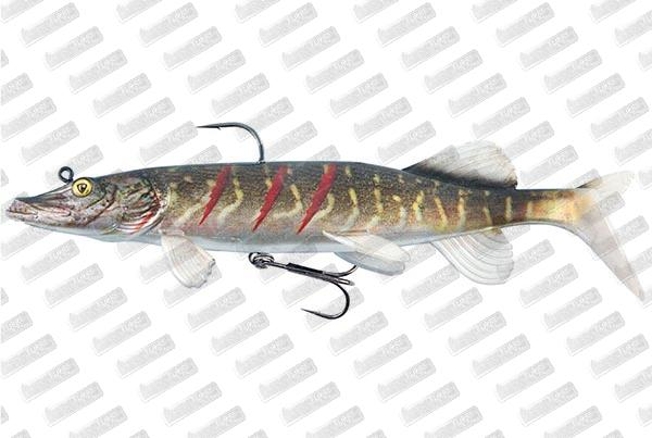 FOX RAGE Realistic Pike 20cm #Wounded