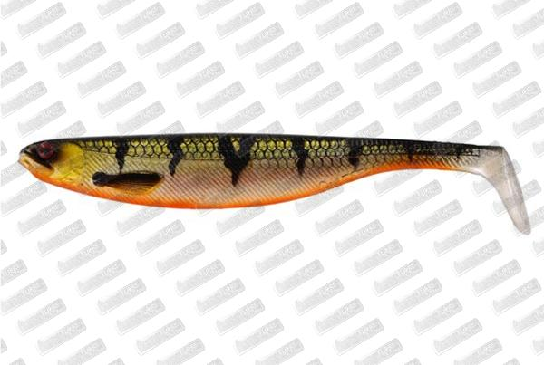WESTIN ShadTeez Pack 7,5cm #Bling Perch (4/Pack)