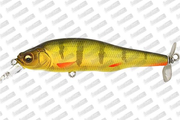 MEGABASS Prop Darter 80 #UL Perch