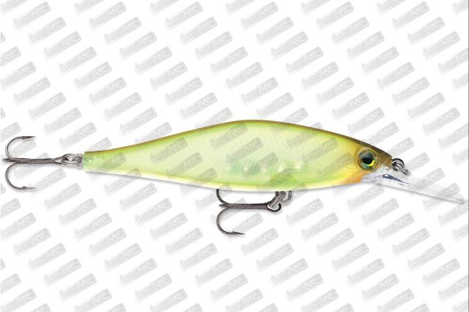 RAPALA Shadow Rap Shad Deep 09 #HAY