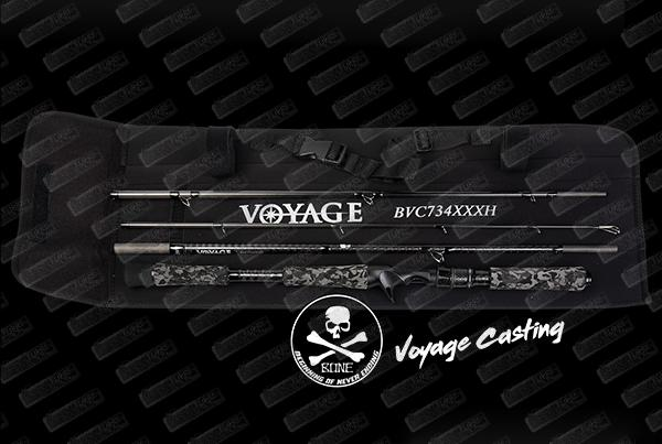 BONE Voyage Casting BVC764XXXXH