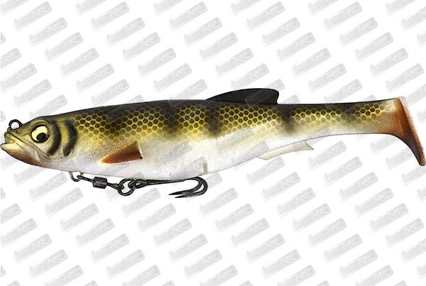 MEGABASS Mag Draft 8'' #French Tiger