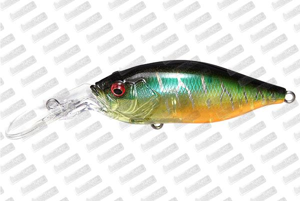 MEGABASS Deep-X 100 LBO #Ghost Hot Tiger