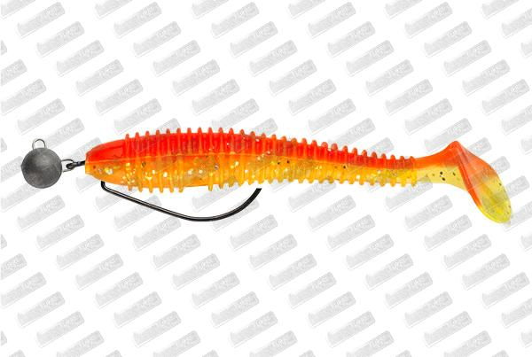 SWIMY Cheburashka Rig Galfion Fat Shad 95mm-5g #KO40