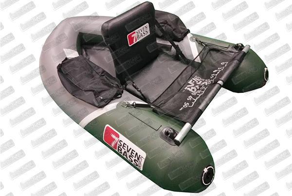 SEVEN BASS Brigade Racing 160 Vert/Gris