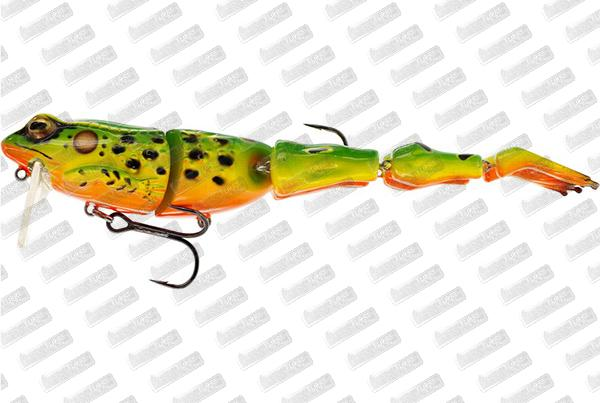WESTIN Fredy The Frog Wakebait #Green Hot Frog