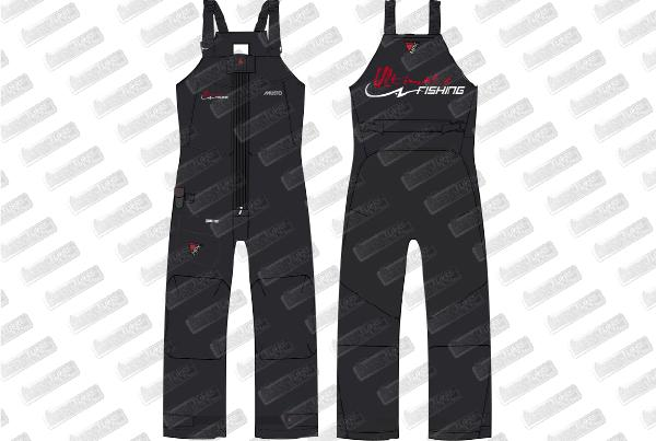 MUSTO MPX Trousers Noire #L