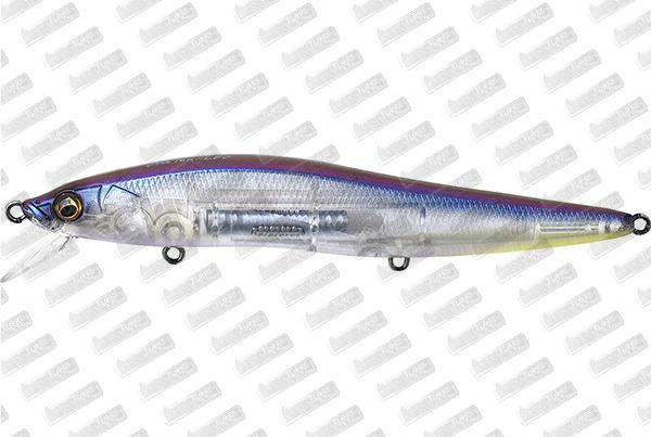 MEGABASS Vision 110 LBO #GP Skeleton Tennessee (Special Color)