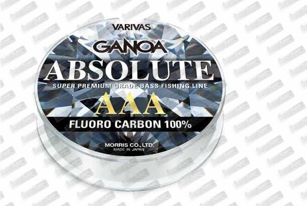 VARIVAS Ganoa Absolute AAA #4lb (0.16mm)