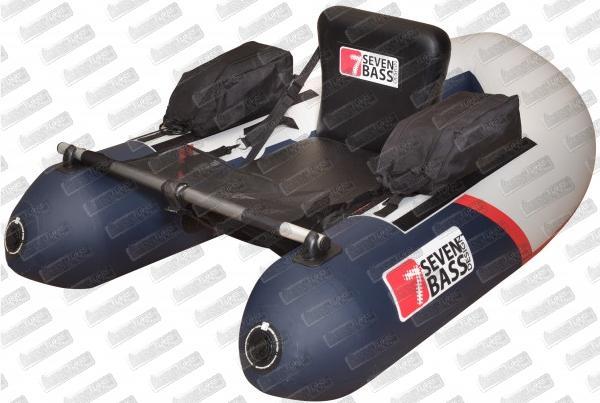 SEVEN BASS Brigade Racing 160 Bleu/Gris