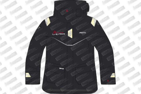 MUSTO MPX Offshore Jacket Noire #M