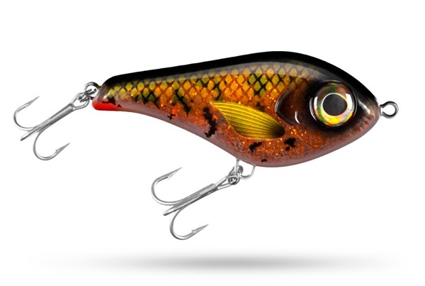 EASTFIELD Chubby Chaser #713 Copper Glitter Burbot