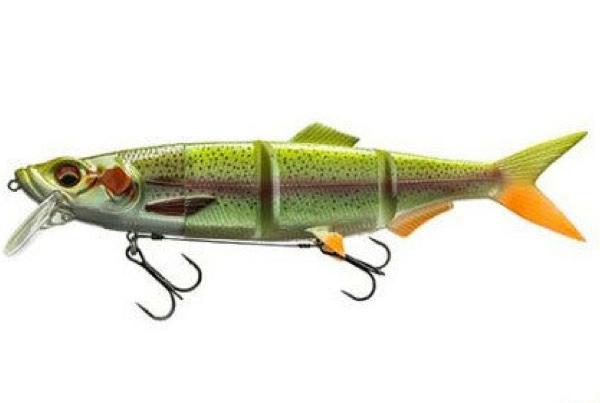 DAÏWA Hybrid Swimbait 250 #Rainbow Trout