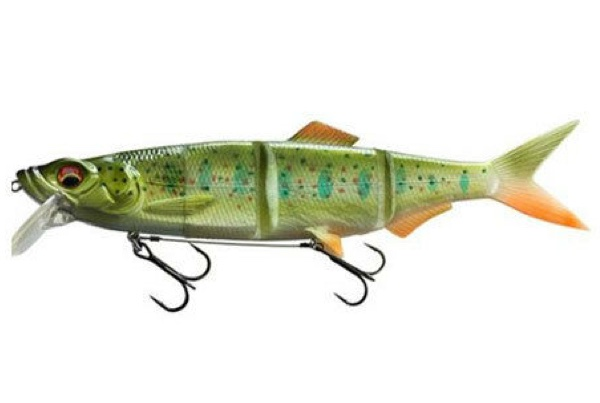 DAÏWA Hybrid Swimbait 250 #Brown Trout