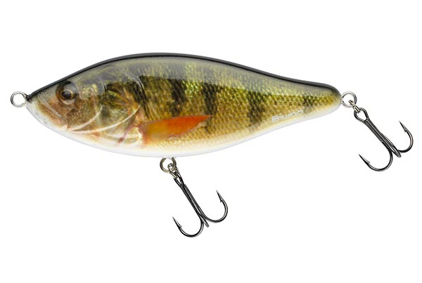 BIWAA Raffal 100 #39 Yellow Perch