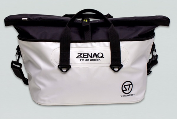ZENAQ Field Bag White