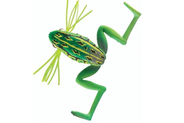DAÏWA Micro frog 35DF #Green Toad