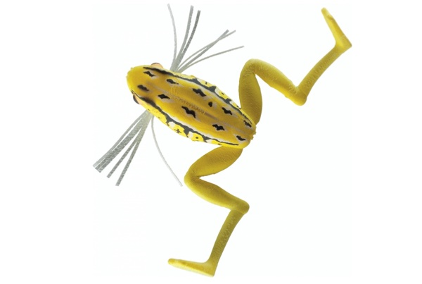 DAÏWA Micro frog 35DF #Yellow Toad