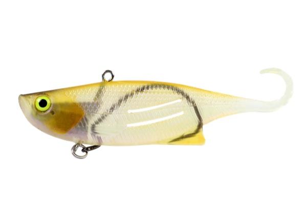 ZEREK Weedless Fish Trap 95 #OGY