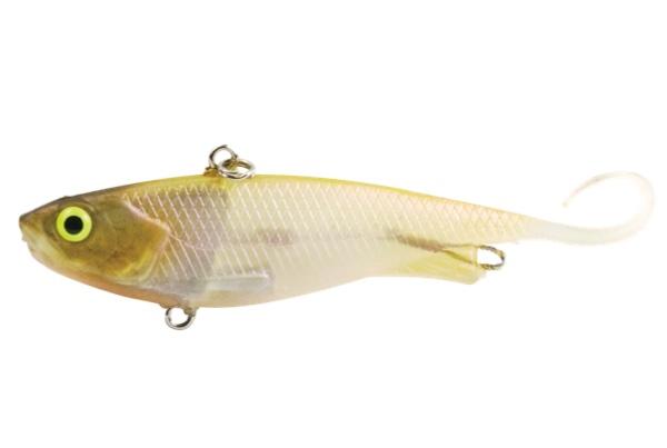 ZEREK Fish Trap 110 #Olive Guppy