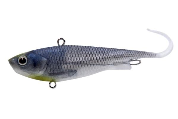 ZEREK Fish Trap 110 #Silver Herring