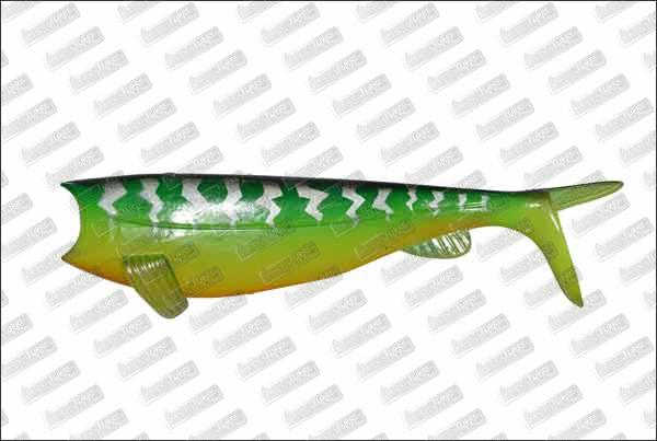 HART Absolute Soft Shad 80mm #59