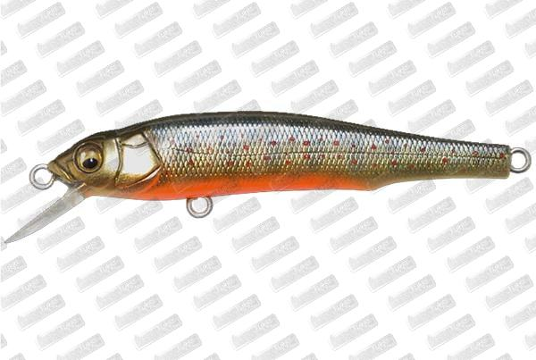 MEGABASS Great Hunting 50 Flat Side FS #Takumi Iwana